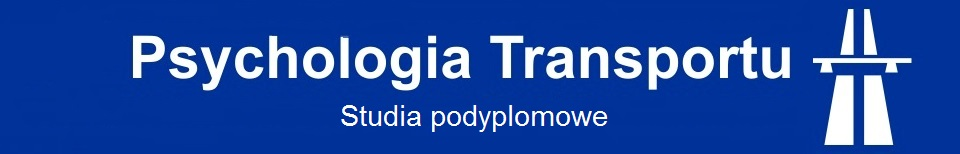 Psychologia Transportu
